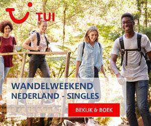 tui wandelweekend singles banner