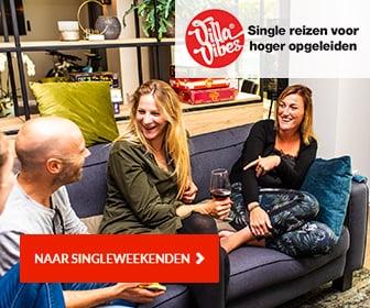 villavibes single weekend banner